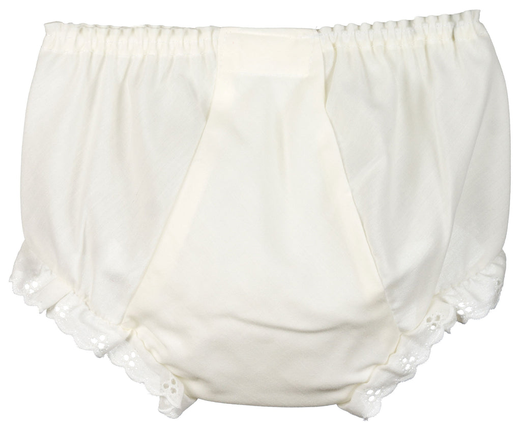 Girls Double Seat Panty, (Sz 1 - 10) - I.C. Collections - Laura Dare Sleepwear - 4