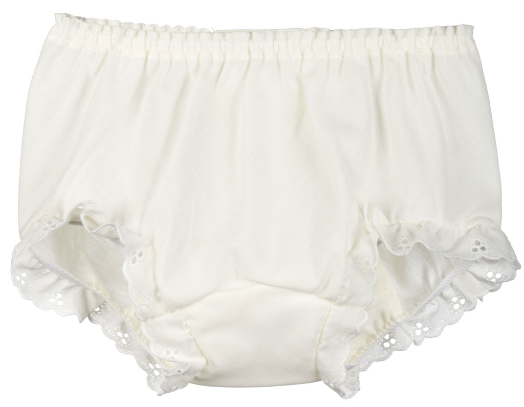 Girls Double Seat Panty, (Sz 1 - 10) - I.C. Collections - Laura Dare Sleepwear - 3