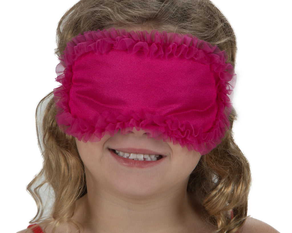 Sleep Mask - Fuchsia