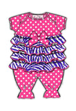 Darling Diva Frilly Jumpsuit