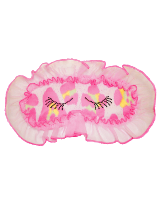 Tropical Beauty Eyelash Sleep Mask