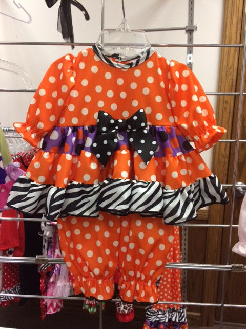18865c14a493 Trick Or Sleep Collection Frilly Jumpsuit