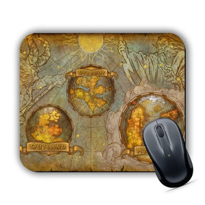 World of Warcraft Mouse Pad