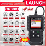 Newest CR3001 Car Automotive Erase/Reset Fault Codes Diagnostic Scanner