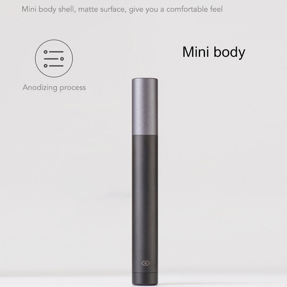 Xiaomi Mini Electric Nose Hair Trimmer HN1 Sharp Blade Portable Ear Face Nose Body Hair Removal Trimmer Shaver Clipper Waterproof Safe