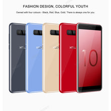 Load image into Gallery viewer, XGODY S10 5.5'Inch 2GB RAM+16GB ROM Android 8.1 Smartphone MTK6580 Dual SIM 5.0 MP Camera WiFi GPS 3G CellPhone