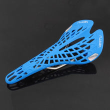 Load image into Gallery viewer, Cycling Bicycle Hollow Seat Saddle Water Resistant Protection Hiking Road Trip Bike Parts
