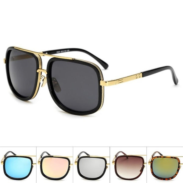 New HD photochromic lenses sports glasses casual fashion personality man polarized sunglasses classic retro sunglasses men