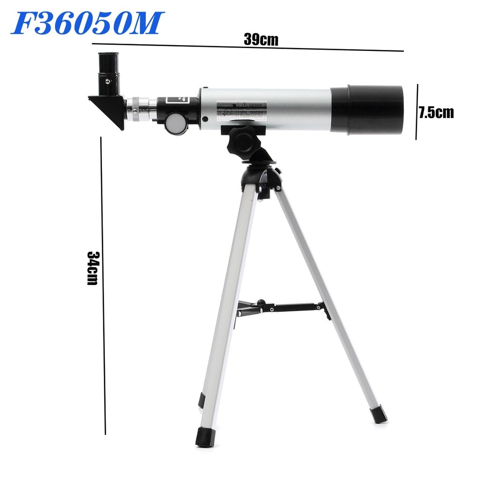 F30070M 150X Astronomical Monocular Professional Space Reflector Astronomic Telescope F36050M with Phone Telescope Adapter Holder