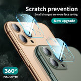 HD Ultra Thin Glass for IPhone 11 11 Pro 11Pro Max 3D Back Camera Lens Screen Protector