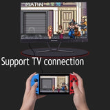 New Upgrade Best Gift 5.1 Inch Video Game Console Free 30000 Games MP5 PlayersX12Pro Upgrade Game Console Handheld Game Console 2/8GB Game Console