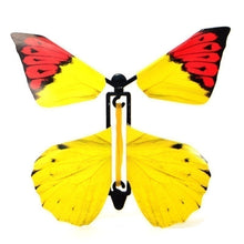 Load image into Gallery viewer, High quality Magic Butterfly Flying Butterfly Magic Prop Magic Technique (Color: Multicolor)