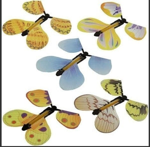 High quality Magic Butterfly Flying Butterfly Magic Prop Magic Technique (Color: Multicolor)