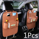 Fashion Portable Car Bag Type Seat Back Chair Carrying Bags of On-board Insulation Sundry Hanging Storage Bag Automotive Supplies 10 Styles
