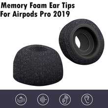 Load image into Gallery viewer, Memory Foam Replacement Ear Tips Buds For Airpods Pro 2019 Earplugs Headphones