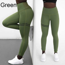 Load image into Gallery viewer, New Fashion Women's High Waist Yoga Pants Slim Sports Fitness Leggings