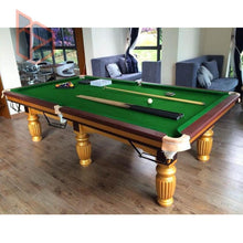 Load image into Gallery viewer, Blesiya 8 ft Wool Blend Billiard Pool Table Cloth Snooker Table Felt Accessory