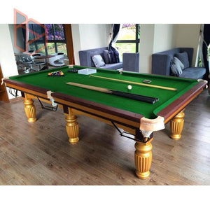 Blesiya 8 ft Wool Blend Billiard Pool Table Cloth Snooker Table Felt Accessory