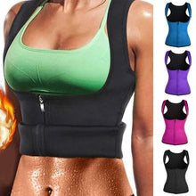 Load image into Gallery viewer, New Fashion Women Fitness Corset Sport Body Shaper Vest Waist Training Workout Slimming Shapewear U-type Anti-droop Corset