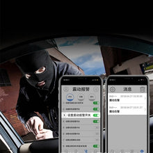 Load image into Gallery viewer, GPS positioning tracker Beidou car OBD free installation anti-theft listening