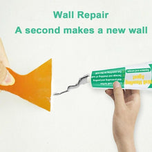 Load image into Gallery viewer, 20ml Wall Mending Agent Waterproof Wall Crack Paste Repair for Cream Wall Damage Dirt