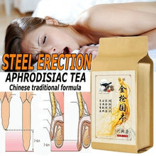 Load image into Gallery viewer, Healthy Men Tea Chinese Medicine Tea Increase Strengthen Thicken Long-lasting
