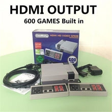 Load image into Gallery viewer, Retro 620 Games Mini Vintage Retro TV Game Console Built-in 600/620 Games Av Line and Will Not Contain Any Virus