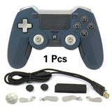 Ps4 Wireless Controller 2.4G Handle Ps4 Elite Handle Compatible with PC / PS3 Elite Accessories