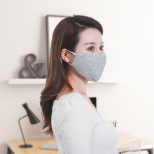 Load image into Gallery viewer, Women Fashion Party Mouth Mask Cotton Anti Dust Anti Haze Washable Reusable Glittering Sequins Face Masks