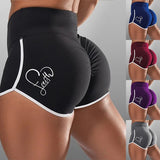 5 Colors New Women Fashion Yoga Pants Sports Running Gym Shorts Leggings Shorts Female Athletic Elasic Summer Sports Shorts Plus Size