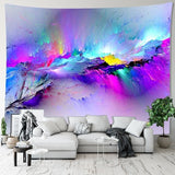 New Colorful Art Psychedelic Tapestry Wall Hanging Tapestry Mandala Hippie Home Decor