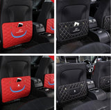 Four Seasons Universal New Style Car Child Anti-kick Pad/ seat Multi-function Anti-kick Pad Fit For Car Toyota,Ford,Cadillac,Suzuki,Peugeot,Citroen And So All Cars (2 PCS)