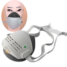 Load image into Gallery viewer, Anti-Dust Gas Respirator Mask for Welder Welding Paint Spraying Cartridge MOH