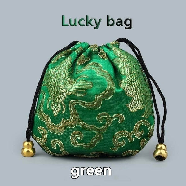 Creative Sachets Dragon Boat Festival Lavender Sachet Bags Brocade Repellent Car Pendant Cloth Bag Empty Bag Lucky Bag Fun Gift for Men Women