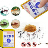 Kitchen Nest Garden Supplies Insect Drug Repellent Lures Insecticide Anti Bugs Powder Pest Control Cockroach Killing Bait