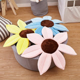 Blooming Flower Bath Tub Cushion for Baby Blooming Sink Bath Mat for Baby Infant Sink Shower Flower Play Bath Flower Cushion Mat