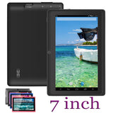 1GB Ram A33 Quad Core 7 Inch Tablet Allwinner IPS Screen Bluetooth Wifi Kids Teaching Tablet PC (4/8/16GB Rom)