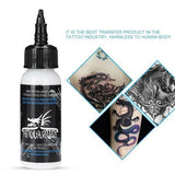 Transfer Tattoo Water Transfer Stencil Primer Gel Solution Gel Stencil Primer Tattoo Transfer Gel Body Art