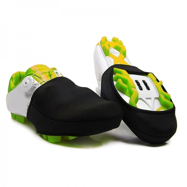 Road Bike Overshoes Waterproof Rain Cycling Half-palm Lock Shoe Covers