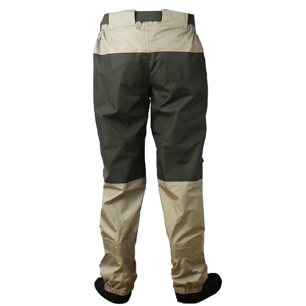 Breathable Fly Fishing Waist Waders Stockingfoot High Pant Wader Duck Hunting Wading Pants