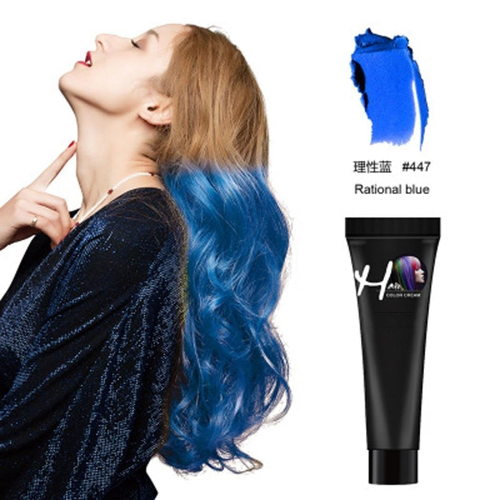 Women Hair Dye Hair For Hair Color Hair Bright Cream Color Dye Paint Makeup