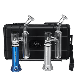 Mini Henail / Henail Plug Portable Glass Henail with Box For GreenLightVapes G9 eNail With Separating Bubbler Smoking Accessories