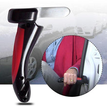 Load image into Gallery viewer, Car Cane Portable Handle Door Grab Assist Mobility Aid Glass Breaker Belt Cutter