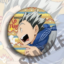 Load image into Gallery viewer, Hot Anime Haikyuu Badge Bag Tie Badge Brooch Pins Accessory WWW