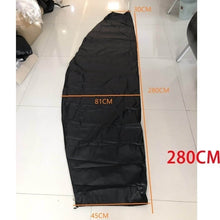 Load image into Gallery viewer, 280Cm /265Cm /205Cm Large Parasol Cover Banana Umbrella Cover Cantilever Garden Patio Shield Waterproof Outdoor Cover (Only Including Cover)