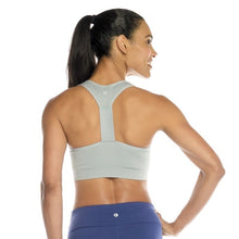 Load image into Gallery viewer, Velocity Missy T-back Racerback Seamless Sport Bra