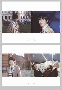 Kpop Bangtan Boys 2020 Winter Package Official Mini Photobook JIMIN V SUGA JK J-HOPE RM JIN Photocards Best Gifts For Fans 8 Pages