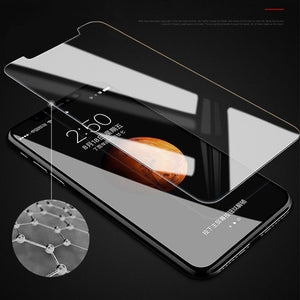 2/ 5 pcs New HD Clear Tempered Glass Screen Protector for iPhone SE 2020 4.7' X XS 5.8' XR 6.1' Xs Max 6.5 iPhone 11 11Pro iPhone 11 Pro Max