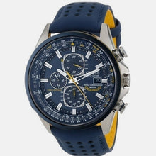 Load image into Gallery viewer, NEW Citizen Automatic Quartz Blue Angels World Chronograph  Men's Watch with Gift Box