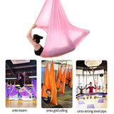 Yoga Swing Sling Hammock Trapeze Anti-Gravity Inversion Therapy Aerial Home Gym Sports Tools for Children